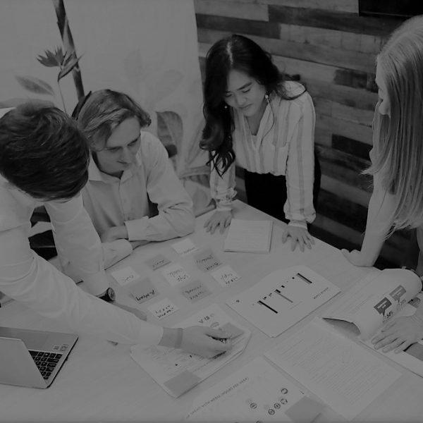 Team marketing strategy